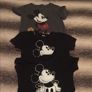 3 Micky T-shirts for the price of one!